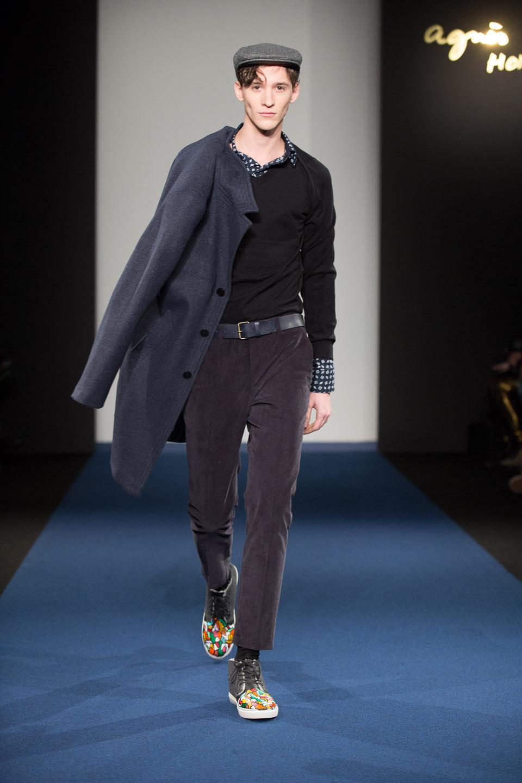 Fashion Week  Homme Beret