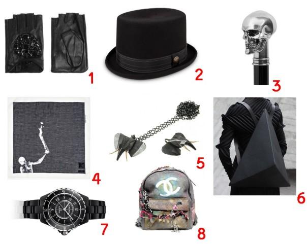 wishilist accessories